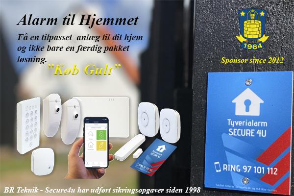 Køb gult BIF Alarm 2020